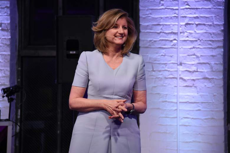 Arianna Huffington, Arianna Huffington Net Worth, The huffington Post, Thrive Global