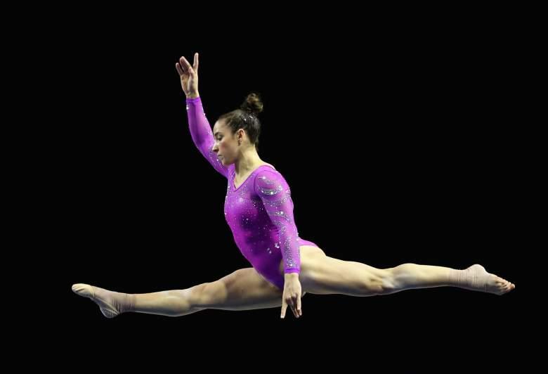 Aly Raisman Rio Olympics 2016