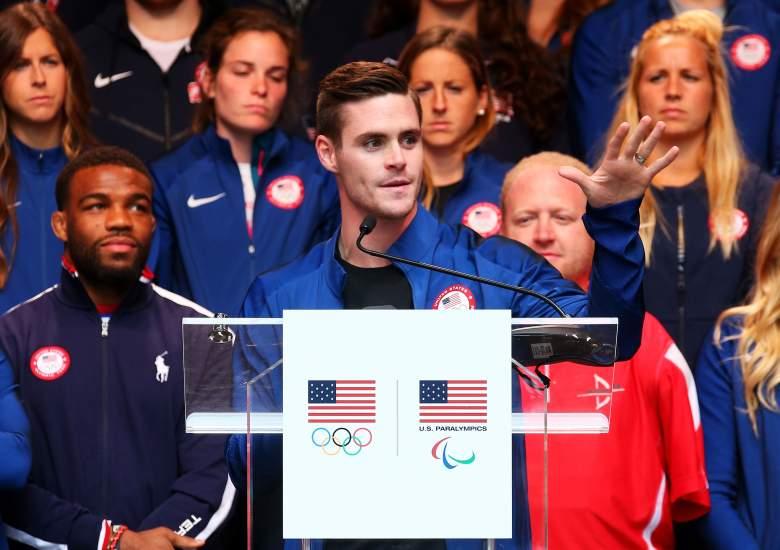 David Boudia, David Boudia faith, David Bouida Christianity, Team USA, Team USA diving