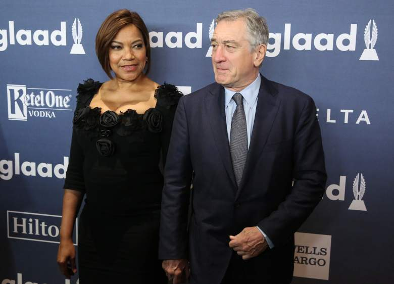 Robert De Niro wife, Grace Hightower, Robert De Niro family