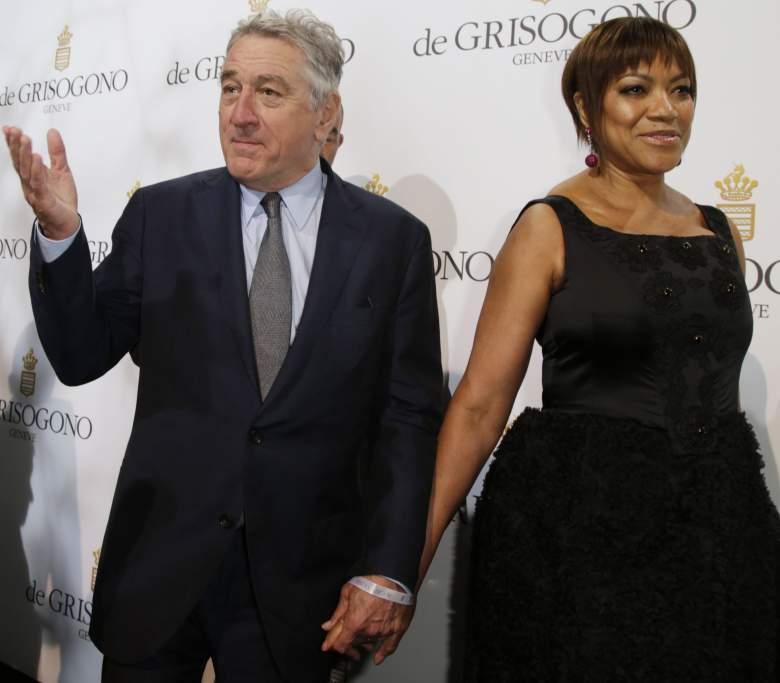 Robert De Niro, Grace Hightower, Robert De Niro wife
