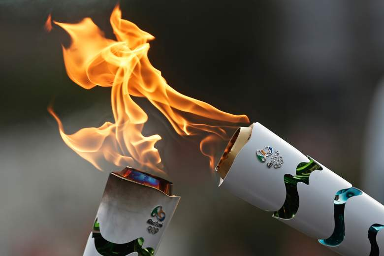 Olympic Torch Relay 2016, Olympic Torch Brazi l