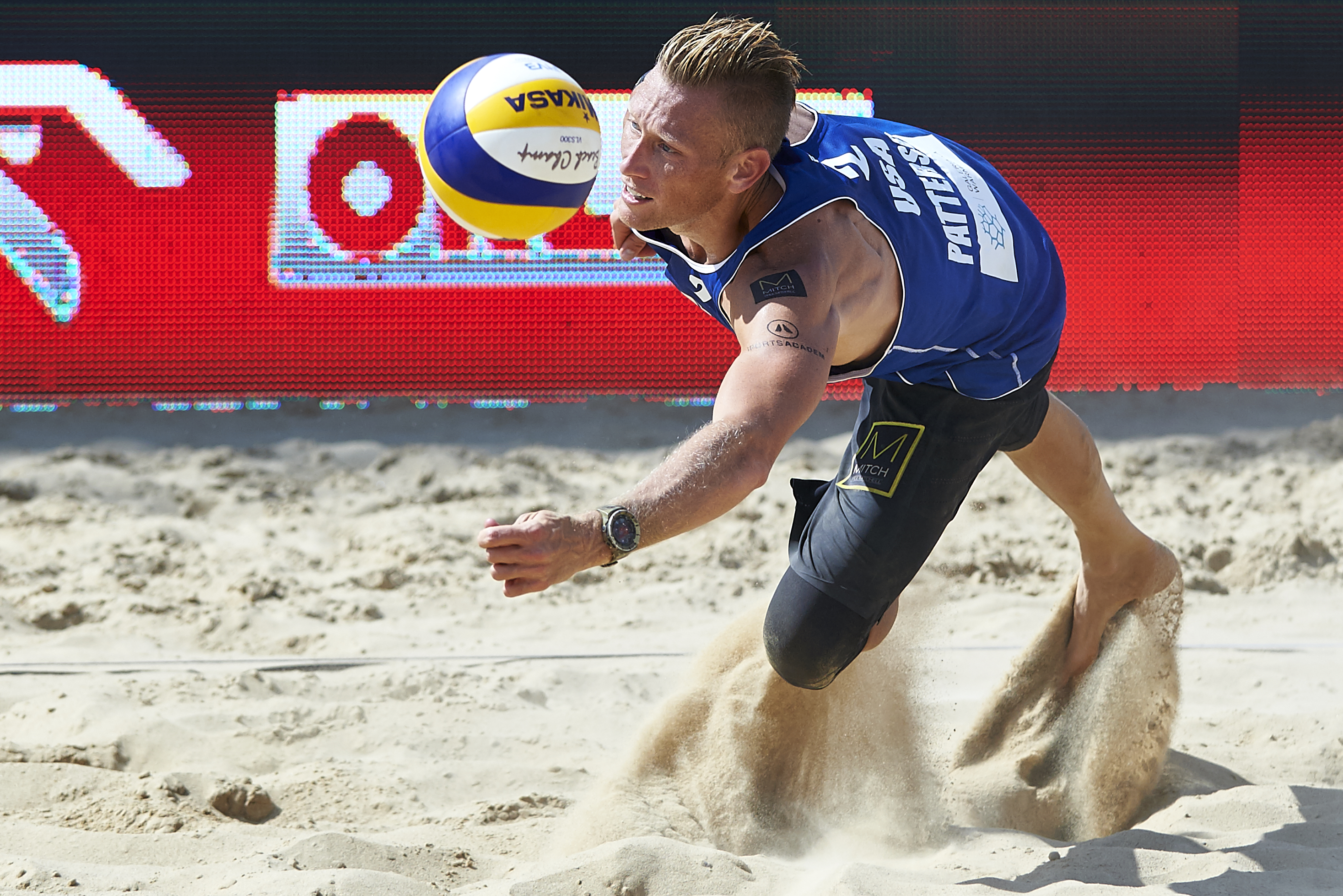 Casey Patterson, beach volleyball, Olympics, Rio, 2016