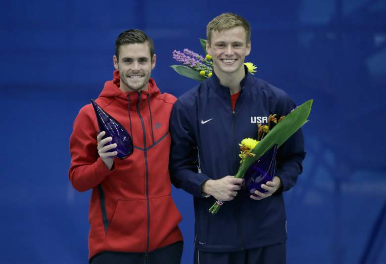 David Boudia, David Boudia family, David Boudia partner, Team USA, USA diving