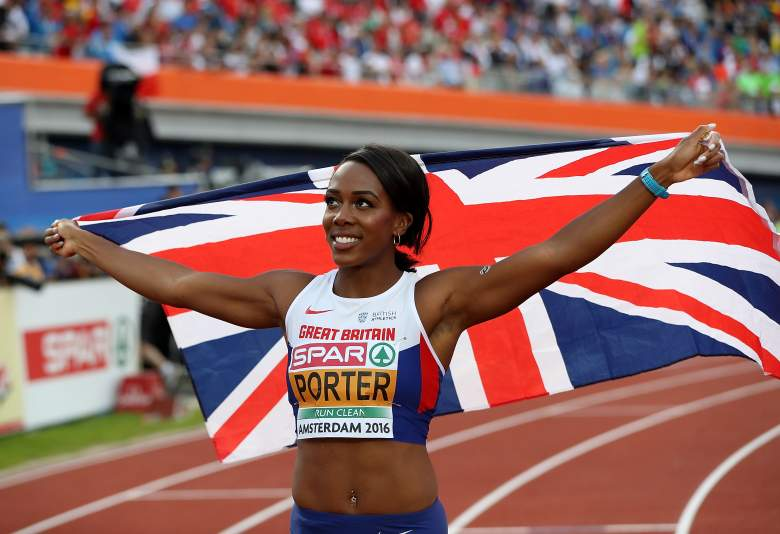 Tiffany Porter, Tiffany Porter bio, Team Great Britain, Rio Olympics
