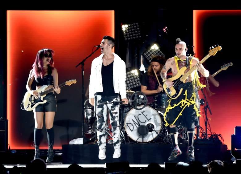 DNCE Members, Joe Jonas band, Cake by the Ocean band