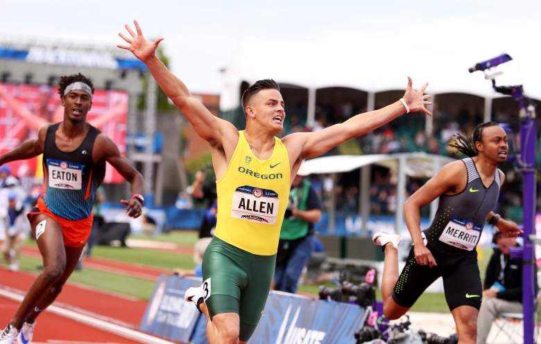 Devon Allen, Rio Olympics, Summer Olympics, Devon Allen bio