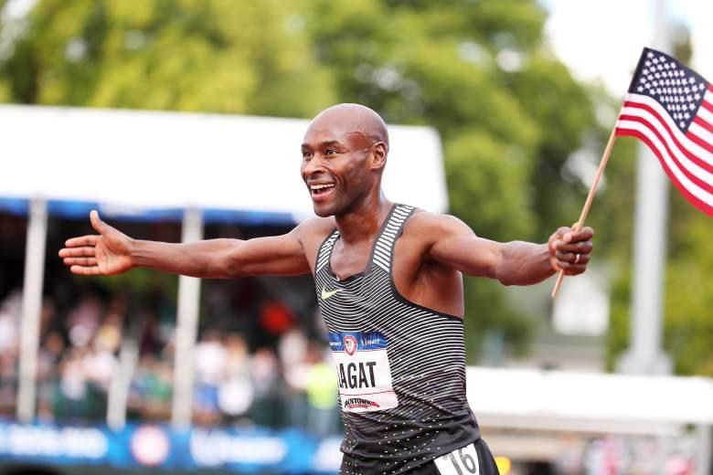 Summer Olympics, Bernard Lagat, 5000m runner, Rio Olympics, Bernard Lagat bio