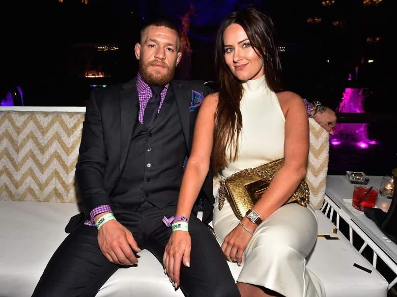 Conor McGregor, Conor McGregor girlfriend, Dee Devlin