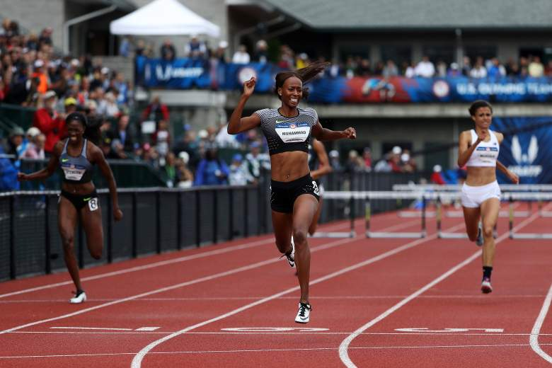 Dalilah Muhammad, 400m hurdles, Rio Olympics, Team USA trials