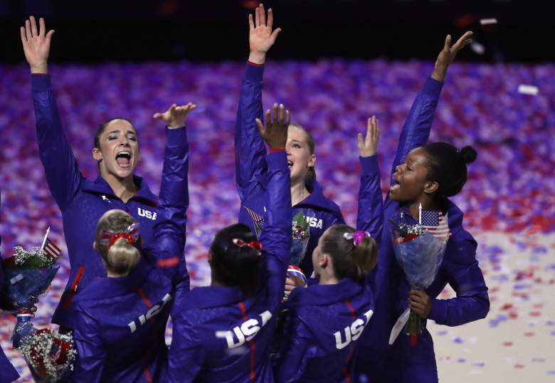Live Updates Womens Gymnastics Team USA