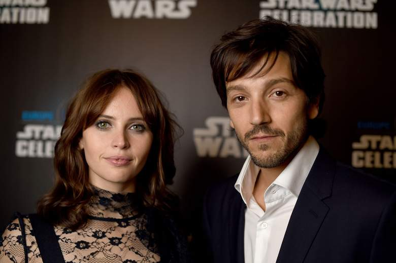 Felicity Jones, Captain Cassian Andor, Star Wars, Rogue One cast, Jyn Erso