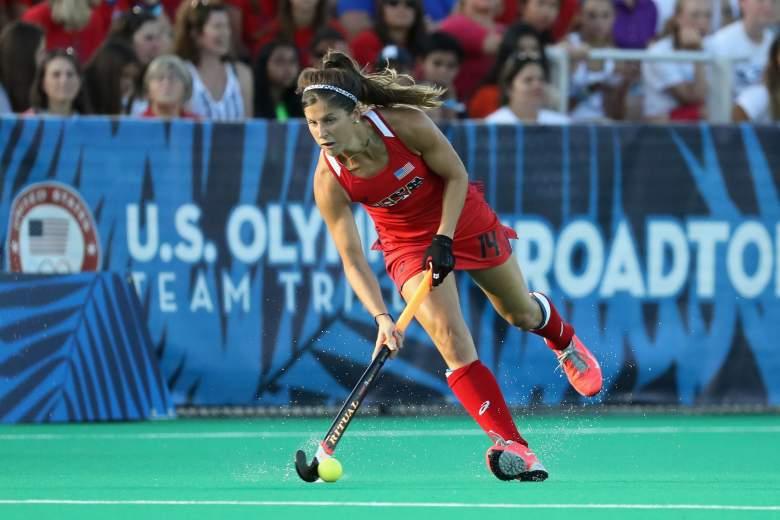 Katie Reinprecht, Team USA, Team USA Field hockey