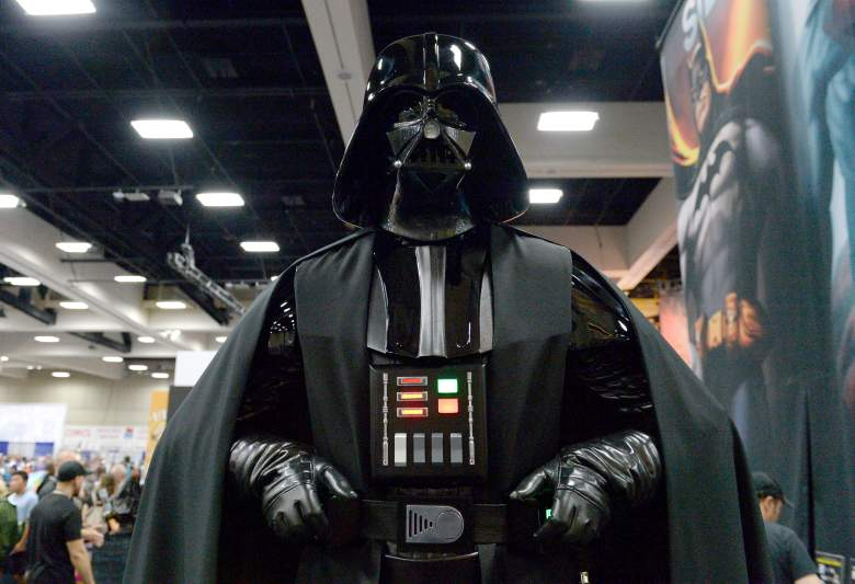Star Wars live action TV show, Star Wars, Darth Vader