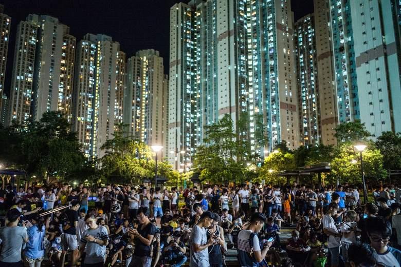 pokemon go hong kong, pokemon go Tin Shui Wai, pokemon go hong kong launch