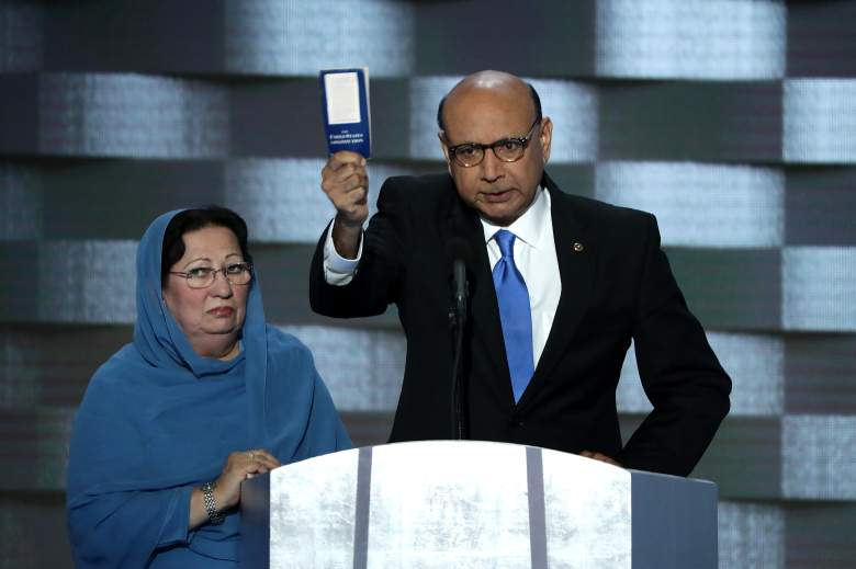 khan, gold star families, trump, apology