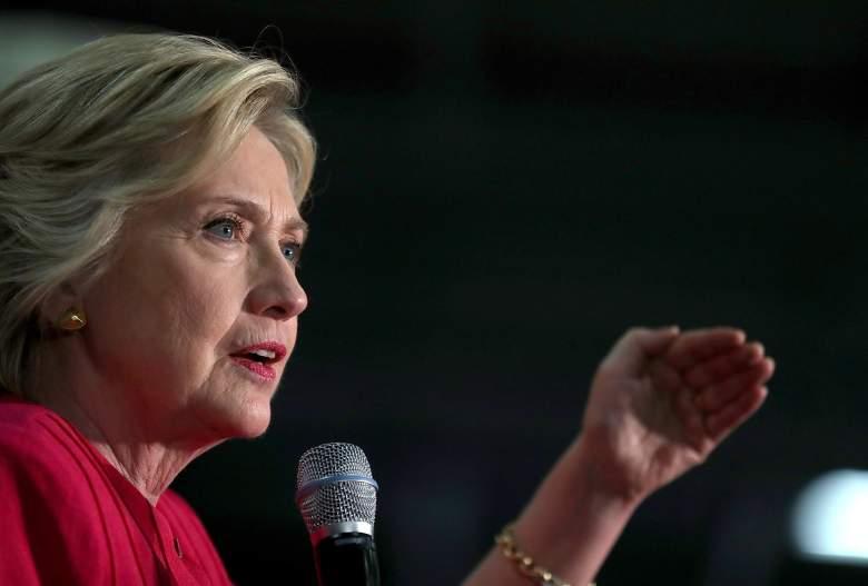 Hillary Clinton, Hillary Clinton campaign