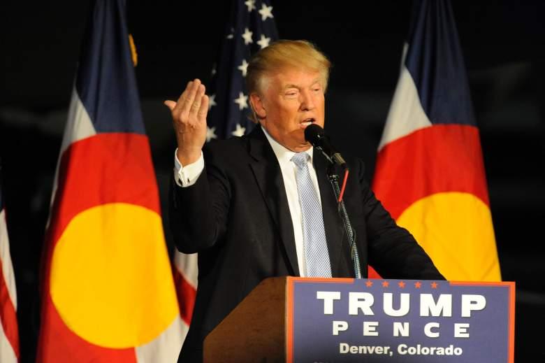 Donald Trump Colorado, Colorado polls, Donald Trump vs Hillary Clinton, Donald Trump Denver