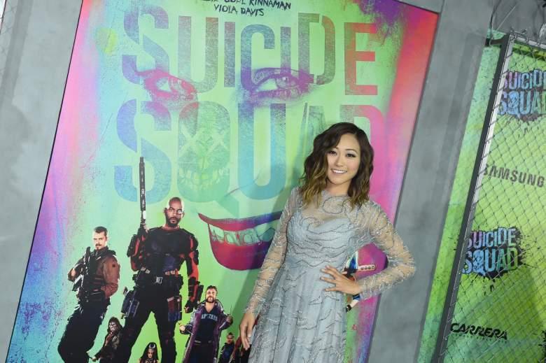 Karen Fukuhara, Suicide Squad cast, Katana