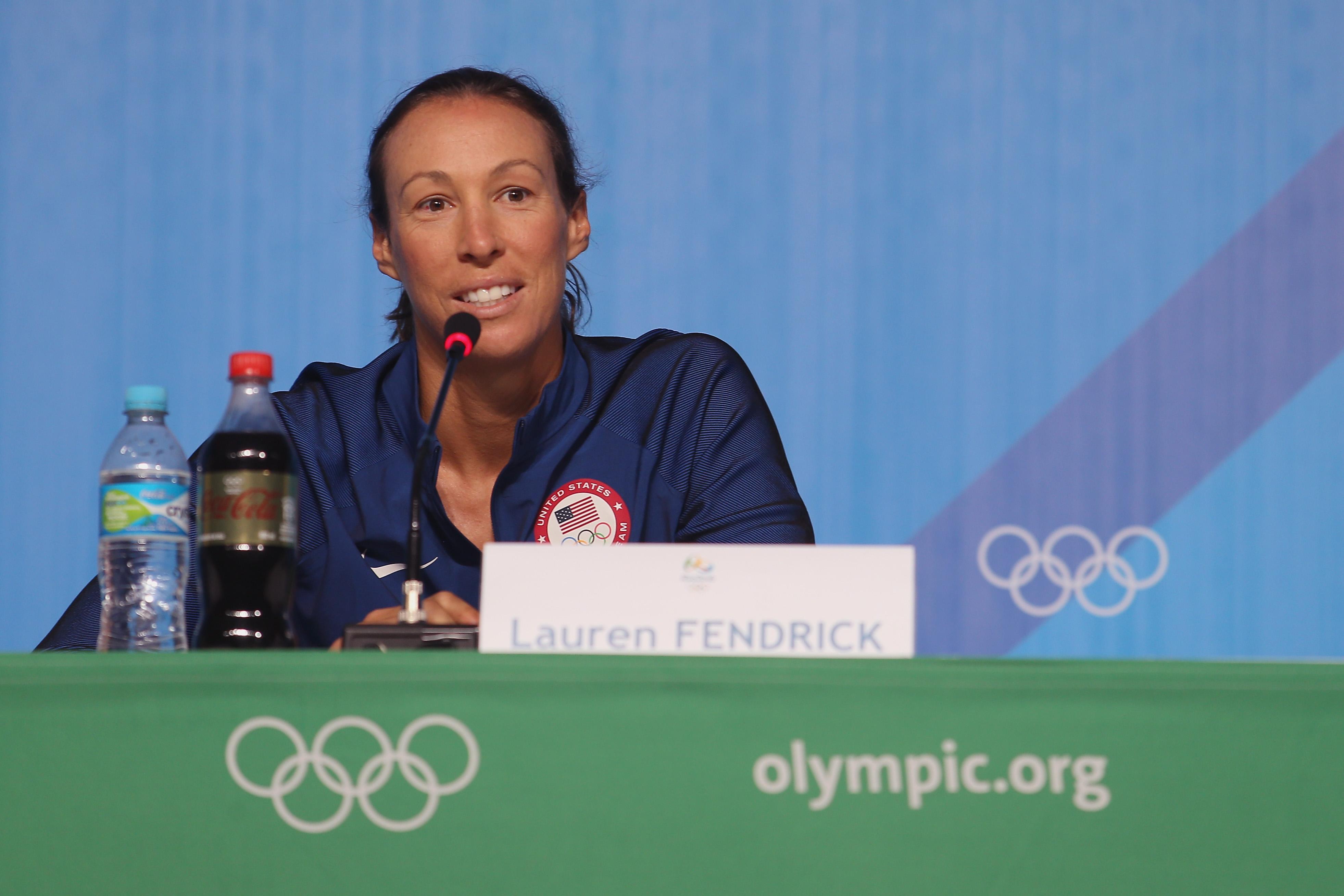 Lauren Fendrick, beach volleyball, Olympics