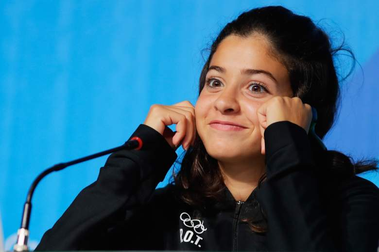 Yusra Mardini, ROT, Refugee Olympic Team, Refugee Olympic Team members