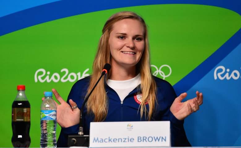 Mackenzie Brown, Team USA, Team USA Archery, MAckenzie Brown