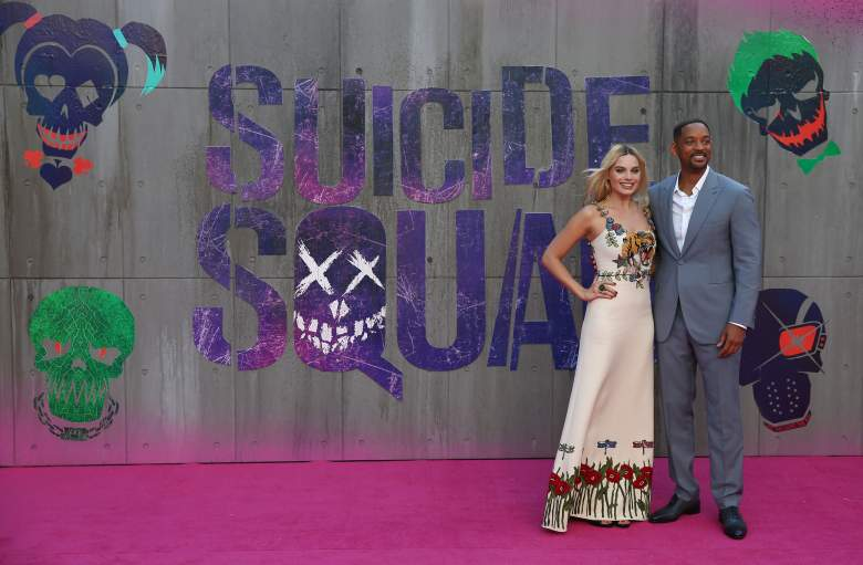 Margot Robbie, Will Smith, MArgot Robbie Will Smith, Suicide Squad free, Suicide Squad