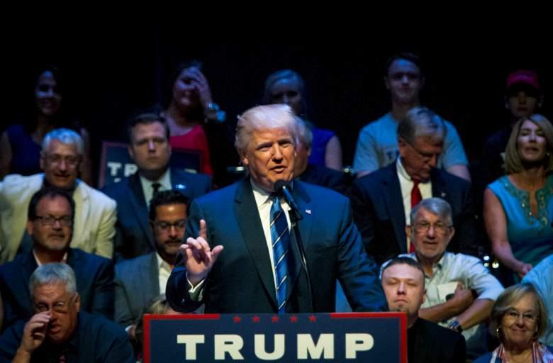 Donald Trump, Hillary Clinton, Clinton Trump polls, presidential polls