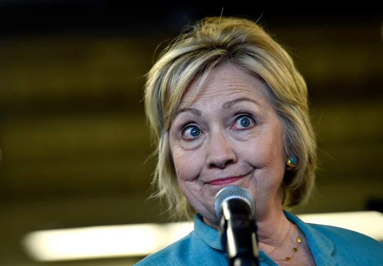 Hillary Clinton, Donald Trump, Clinton Trump polls