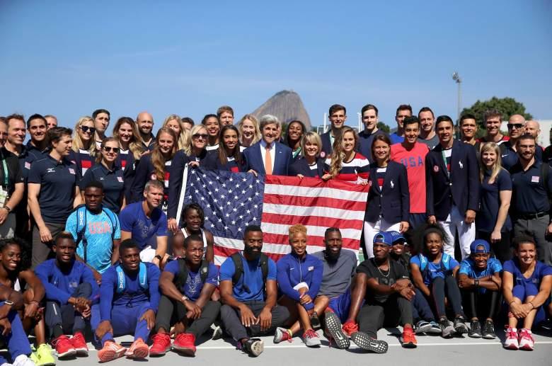 Team USA uniforms, Team USA, Olympics, Rio Olympics
