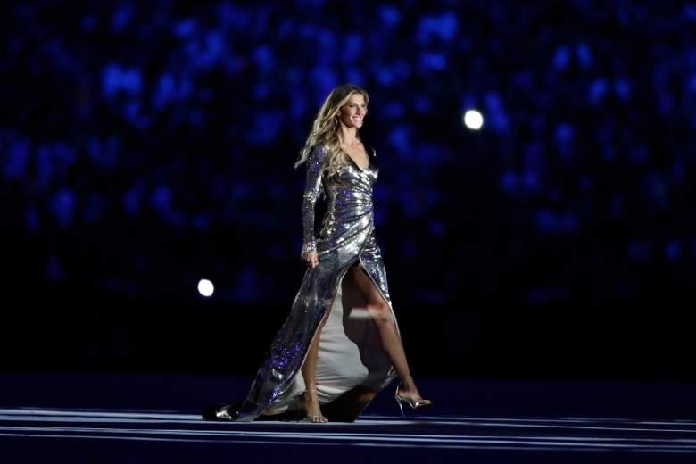 Gisele Bunchen, Gisele Bunchen Olympics, Olympics Opening Ceremony
