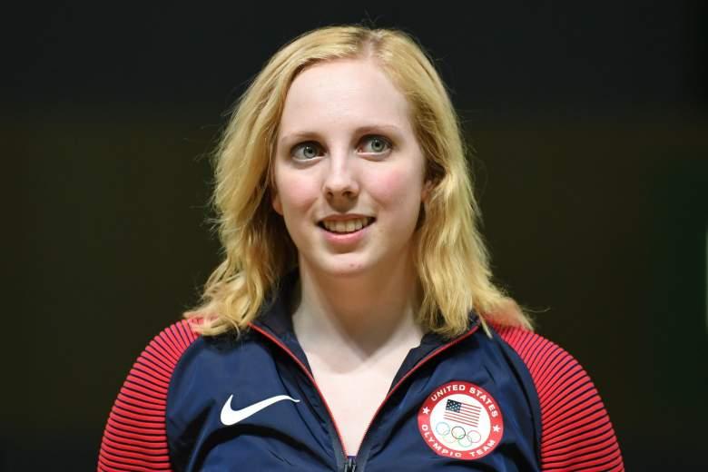 Virginia Thrasher, Ginny Thrasher, first gold medalist, gold medalist, Team USA gold