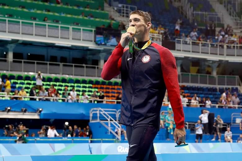 Michael Phelps, Michael Phelps records, Michael Phelps Rio, Rio Olympics, Team USA Swimming