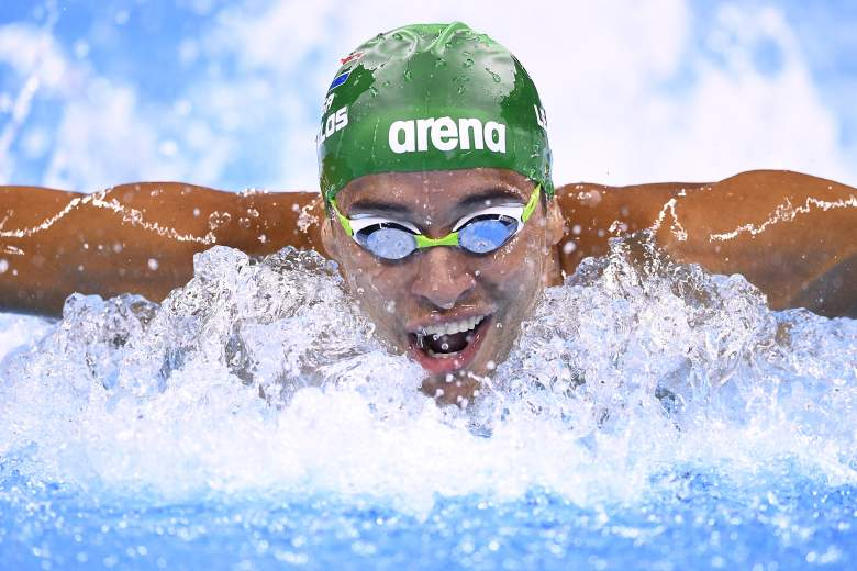 Chad le Clos, Men's 200m Butterfly, Chad le Clos Michael Phelps, South Africa, South Africa swimmer, South Africa Olympics
