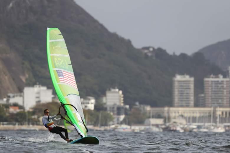 Marion Lepert, Olympic sailing, Rio Olympics