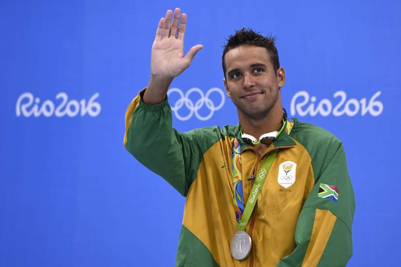 Chad le Clos, Chad le Clos Michael Phelps, South Africa Olympics, South Africa swimming