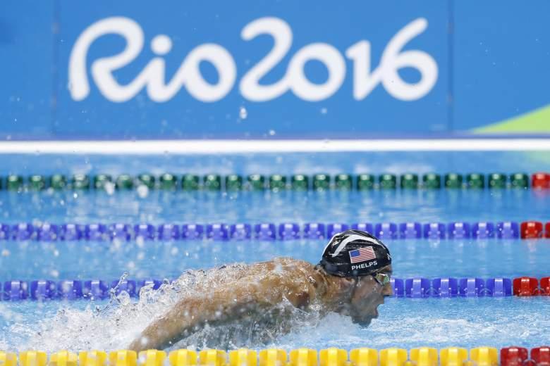 Michael Phelps, Chad le Clos, Team USA Swimming, Olympics swimming,