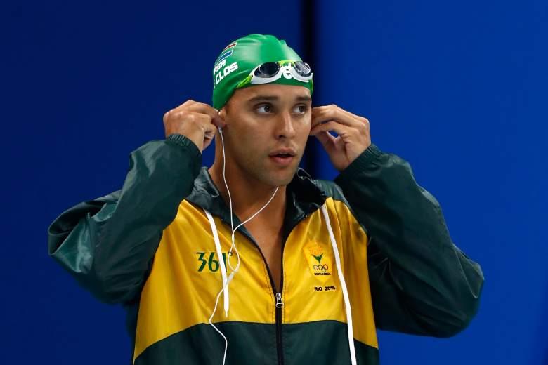 RSA, Chad le Clos, Michael Phelps rival, Chad le Clos bio, Rio Olympics, Chad le clos swimmer