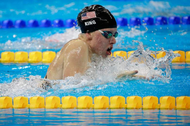 Lilly King, Lilly King goggles, Lilly King Swedish goggles, Rio Olympics, Team USA