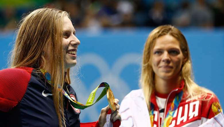 lilly king yulia efimova feud rivalry bios drugs doping ban suspension