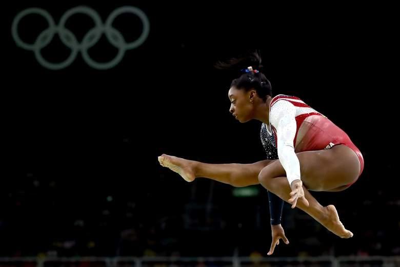 Simone Biles, Simone Biles Olympics