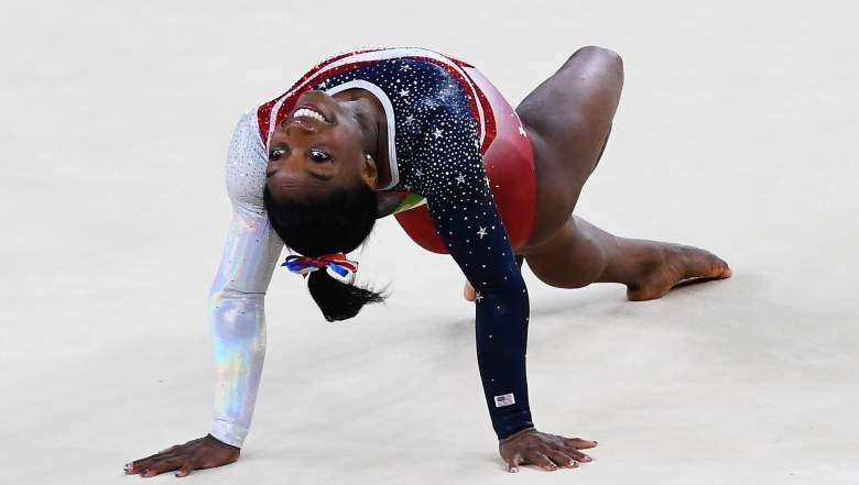 Simone Biles floor routine, Simone Biles Olympics, Simone Biles Gold medal team finals
