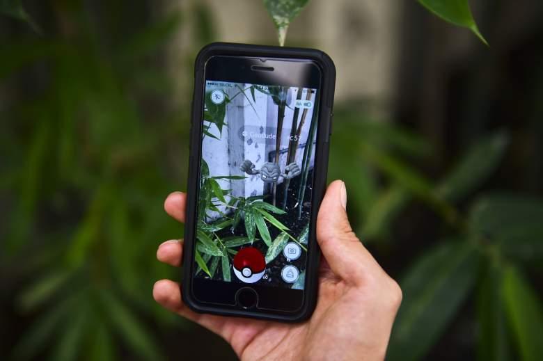 Pokemon Go geodude, Pokemon Go mexico, Pokemon Go capture