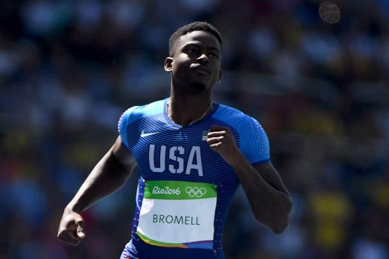 Trayvon Bromell, Trayvon Bromell bio, Rio Olympics, Team USA