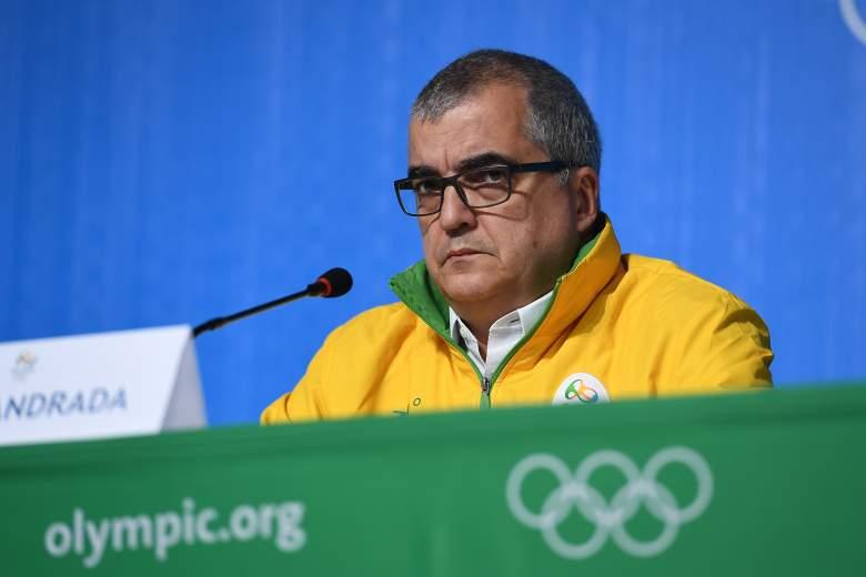 Mario Andrada, Rio 2016, Lochtegate, Rio Olympics