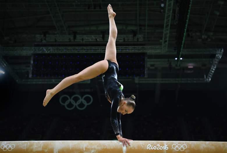 Sanne Wevers, Sanne Wevers gold medal, who beat Simone Biles, Balance Beam Rio