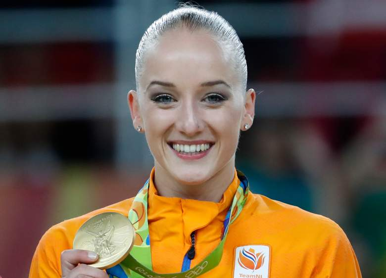 Sanne Wevers, who beat Simone Biles, The Netherlands, Rio Olympics, balance beam gold medal