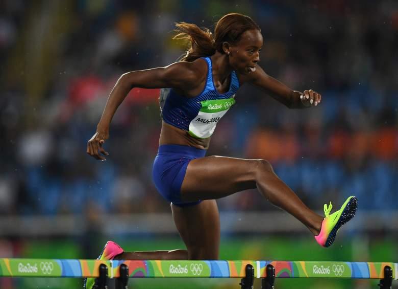 Dalilah Muhammad, Dalilah Muhammad Muslim, Dalilah Muhammad Rio, Rio Olympics