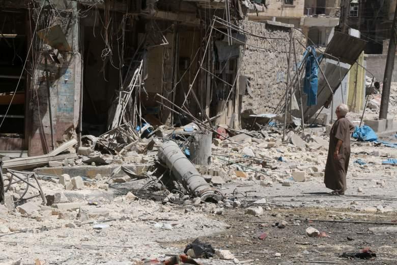 ali daqneesh, omran daqneesh, aleppo syria
