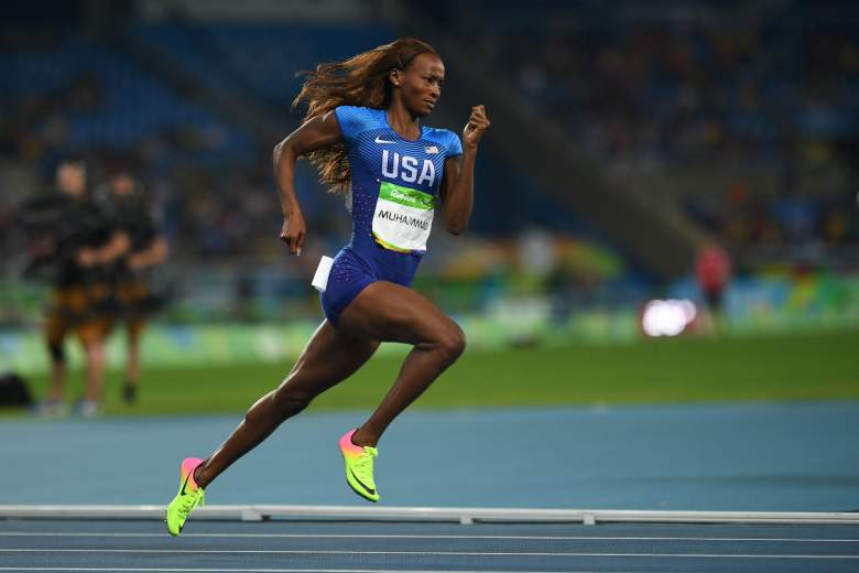 Dalilah Muhammad, Dalilah Muhammad bio, Team USA, 400m hurdles
